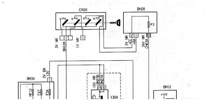 [ peugeot 406 2.0 HDI 110 an ?? ] branchement régulateur