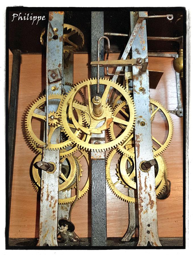 Comment Dater Une Horloge Comtoise : comment, dater, horloge, comtoise, Remises, état, Pendule, Comtoise