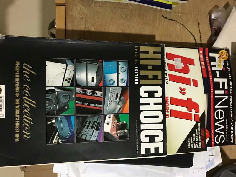 English and 中文 Hifi Magazines