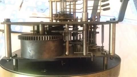 nettoyage et lubrification d un carillon