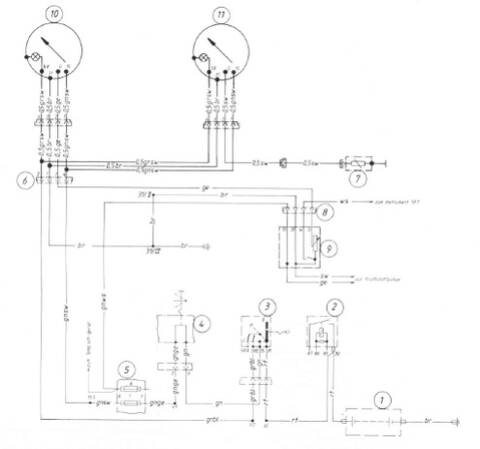 Yoga for Life: [30+] Wiring Diagram Of Motorcycle Fuel Gauge