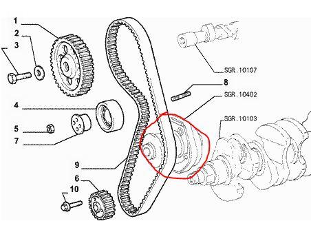 [ Fiat punto 1.2i an 2000 ] Surchauffe (résolu)
