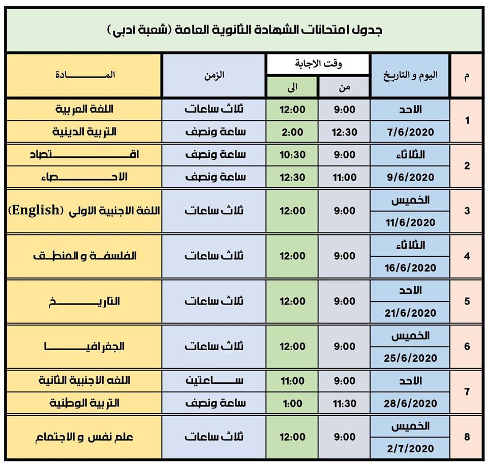 وزير التعليم يرد على مطالب بتأجيل امتحانات الثانوية العامة 31130