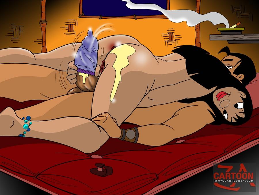 tumblr nude cartoons