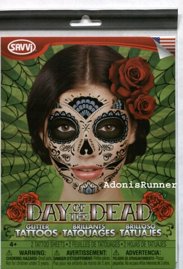 2 day of dead dia de los muertos