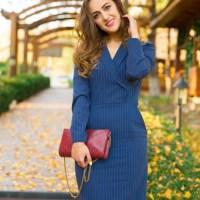 Caută eleganța și feminitatea în ținutele office