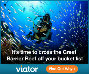 It's time to cross the Great Barrier Reef off your bucket list. Learn More!