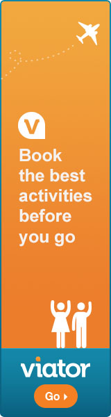 Book the best activities before you to with Viator