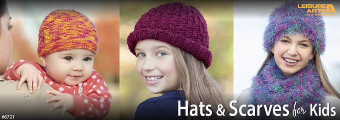 Hats and Scarves for Kids