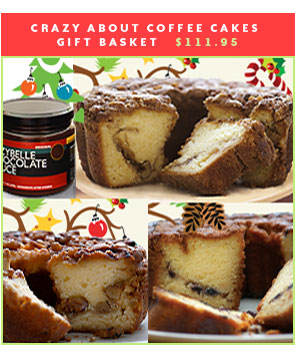 CoffeeCakes.com Exclusive Gift Set!