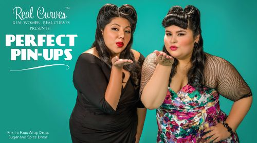 Plus Size Pin-Up Style Lookbook