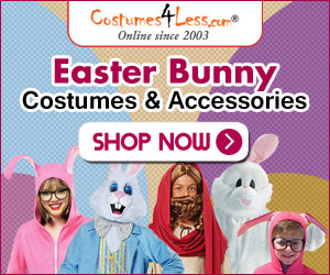 Easter Bunny Costumes & Accessories