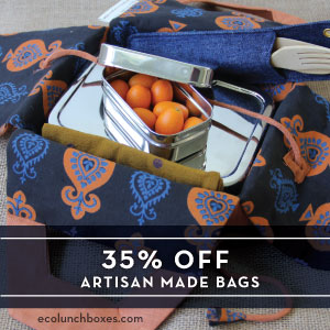 Artisan-made Bags at ECOlunchbox