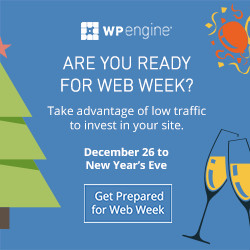 Introducing Web Week