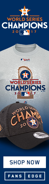 Houston Astros 2017 World Series Champs Gear