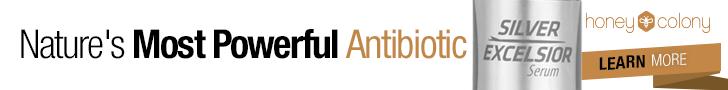 Silver Surfer antibiotic serum