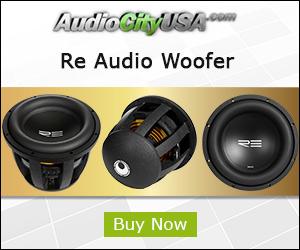 Re Audio Woofer