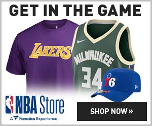 NBA, WNBA and D-League gear