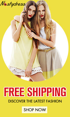 Free Shipping at Nastydress.com