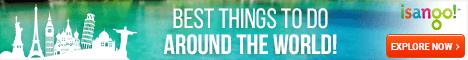 Isango.com - Best Things to Do Around the World