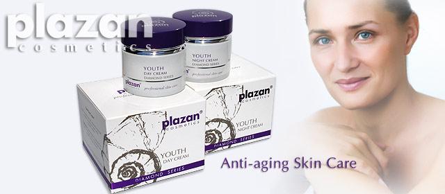 Plazan Anti-aging Skin care