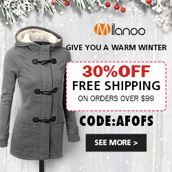 Milanoo Winter Coats
