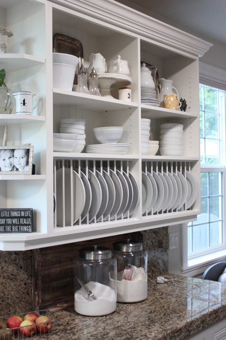 kitchen shelves ideas designer wall tiles 65 of using open shelterness cabinets is also a great alternative to standard upper that perfect