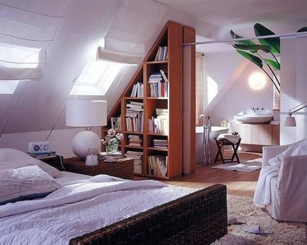 decorating attic bedrooms 70 Cool Attic Bedroom Design Ideas - Shelterness
