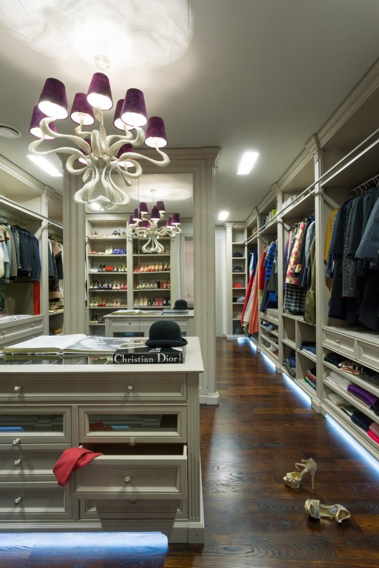 75 Cool WalkIn Closet Design Ideas  Shelterness