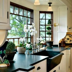 Kitchen Window Ideas Runner Rugs For 50 Cool Bay Decorating Shelterness The Natural Light Coming From Windows Could Make Your Cooking Process Much Cooler