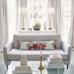Living Room Window Sill Decorating Ideas Furniture Las Vegas 50 Cool Bay Shelterness Gray Curtains And A Sofa Is Great Choice When You Don T Want