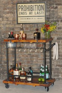 51 Cool Home Mini Bar Ideas - Shelterness