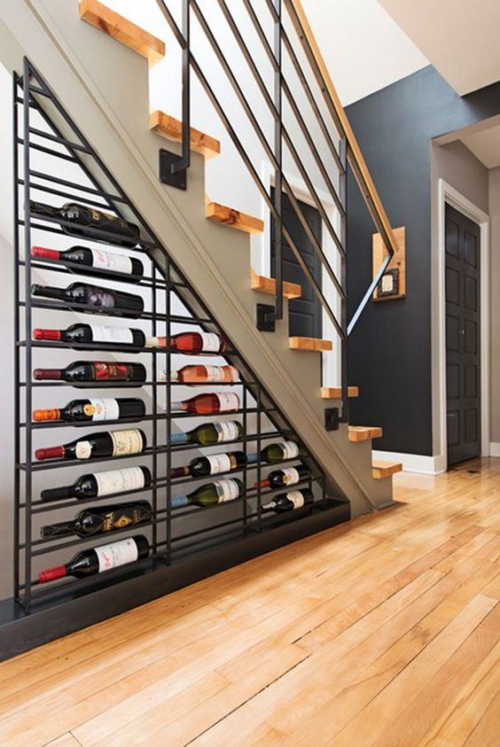 31 Living Room Under Stairs Storage Ideas Shelterness