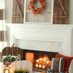 87 Exciting Fall Mantel Decor Ideas Shelterness