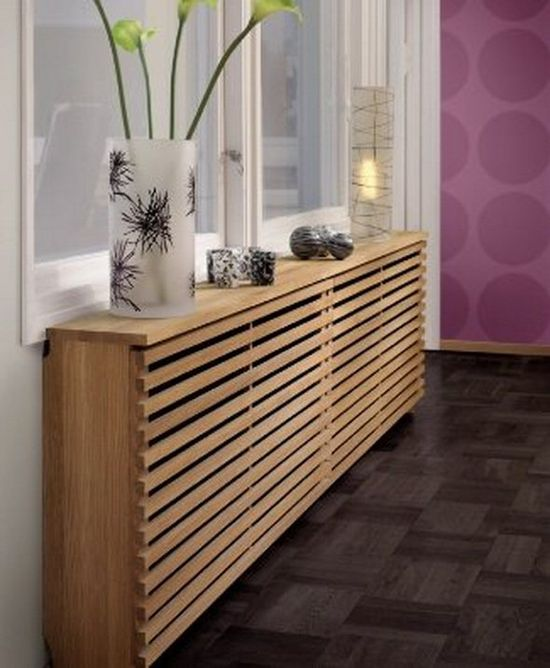 furniture ideas for living room alcoves indian ceiling design 15 diy radiator covers that you can easily make - shelterness