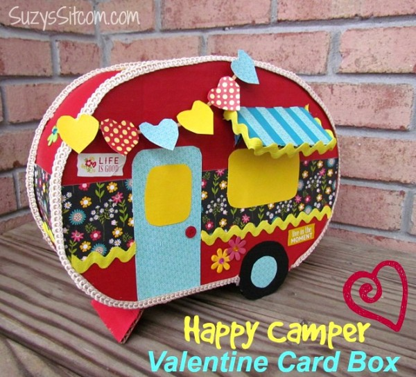 10 Cute DIY Valentines Day Mailboxes For Kids Shelterness