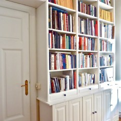 Ikea White Rocking Chair Antique Leather Chairs 10 Diy Hacks For A Home Library Or Reading Nook - Shelterness