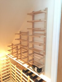 9 Awesome DIY Wine Racks And Cellars From IKEA Units ...