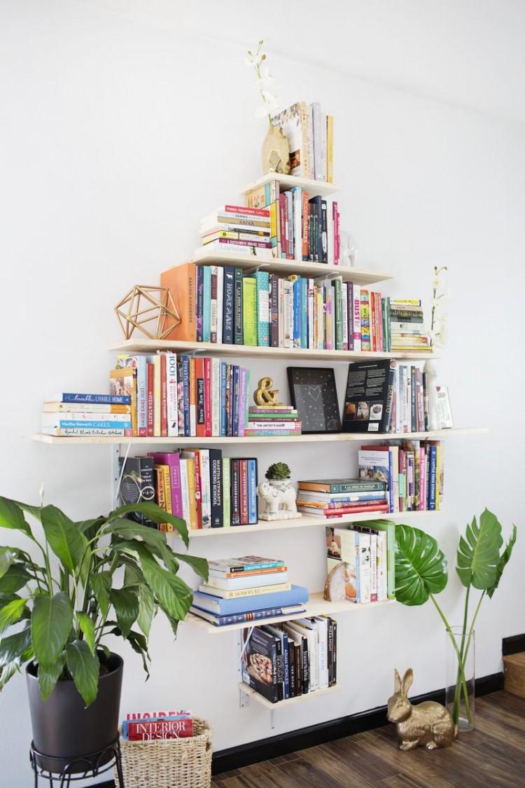 Diy Shelves Archives  Shelterness