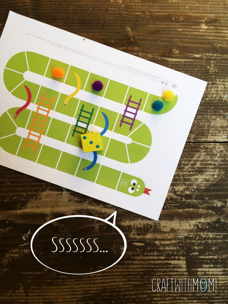12 Easy DIY Board Games To Have Fun With Your Kids