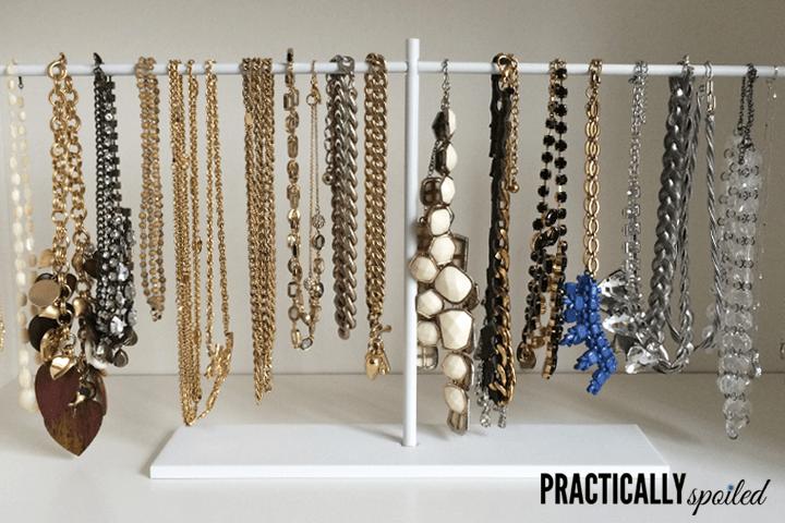 11 Stylish DIY IKEA Hacks To Organize Your Jewelry