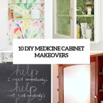 10 Cool Diy Medicine Cabinet Makeovers You Ll Like Shelterness