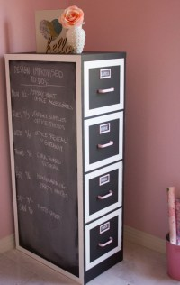 10 Awesome DIY File Cabinet Makeovers To Try