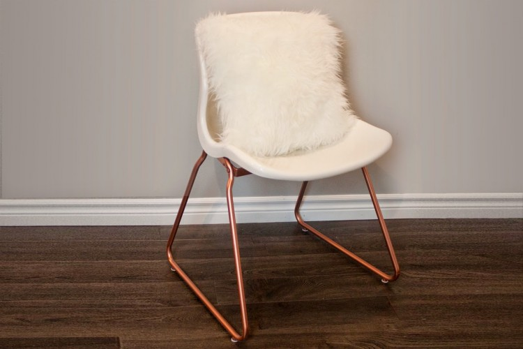 pretty office chairs revolving easy chair 14 stylish diy makeovers you can realize - shelterness