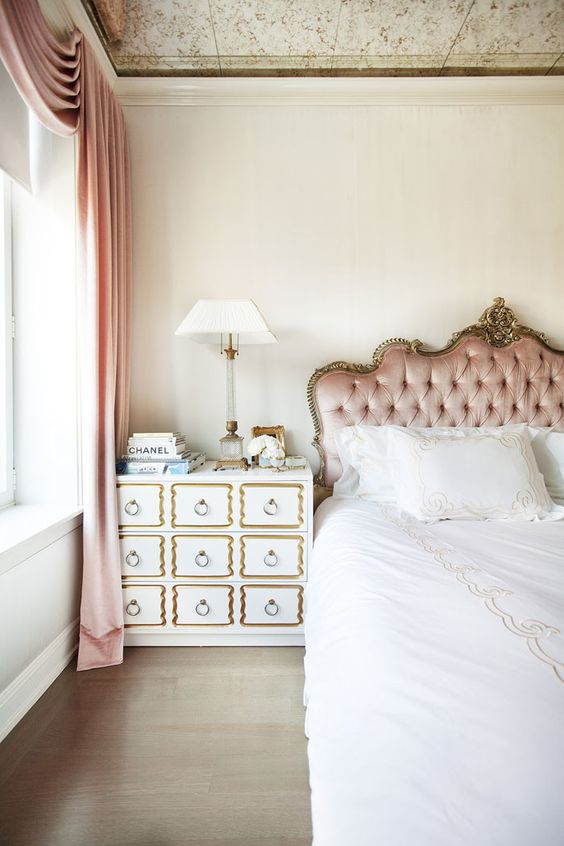 36 Chic And Timeless Tufted Headboards  Shelterness