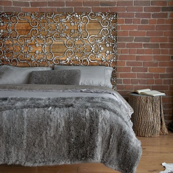 28 unique metal headboards that are worth investing in - shelterness
