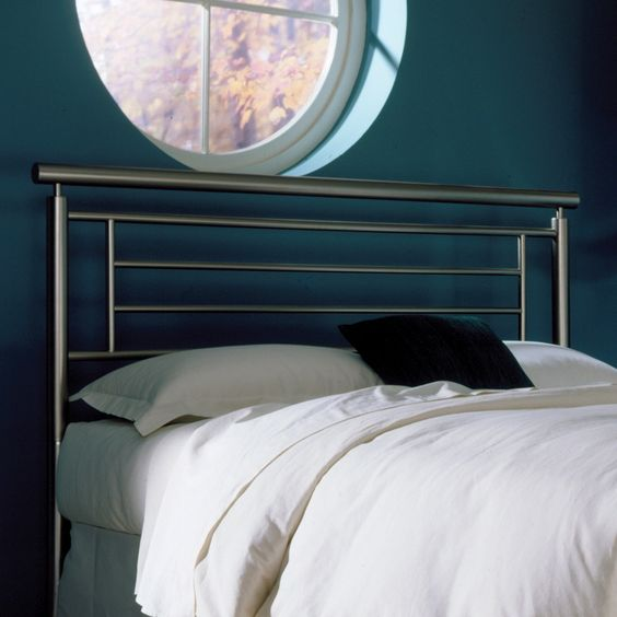 28 Unique Metal Headboards That Are Worth Investing In  Shelterness