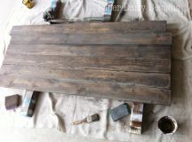 20 DIY Faux Barn Wood Finishes For Any Type Of Wood ...