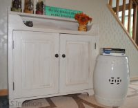 13 DIY Whitewash Furniture Projects For Shabby Chic Dcor ...