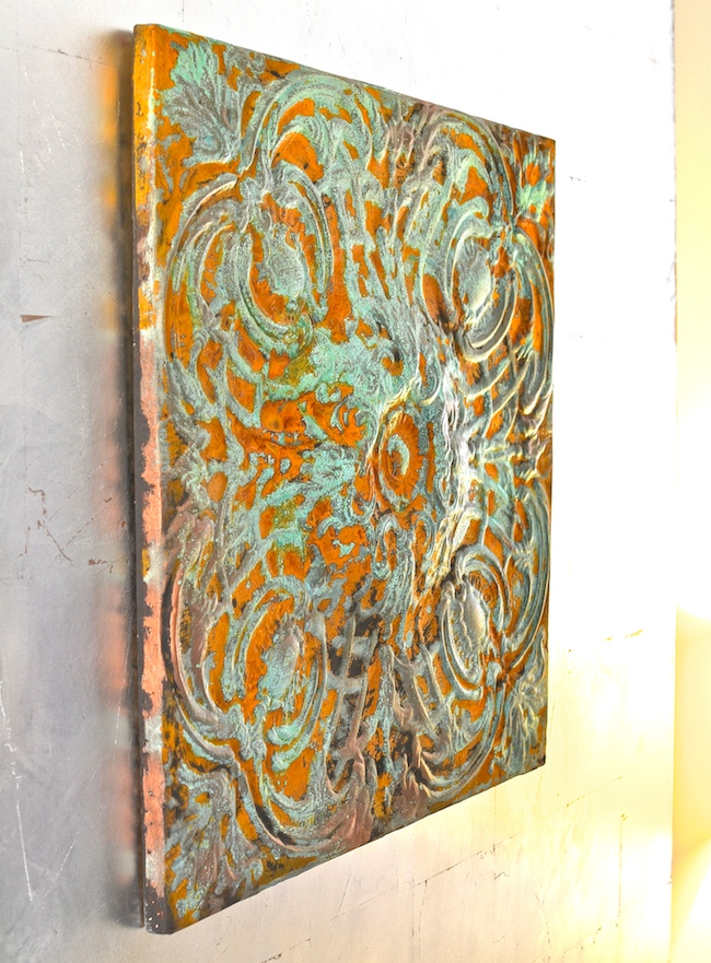 14 Easy And BudgetFriendly DIY Faux Patina Finishes For Metal Items  Shelterness